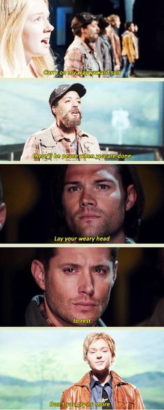 Supernatural - Sam & Dean