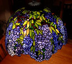 tiffany wisteria lamps | Tiffany, Wisteria, 3 | Flickr - Photo Sharing!