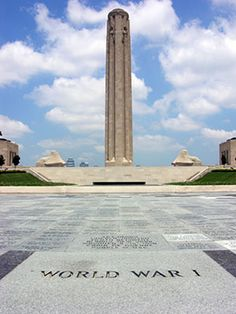 National World War I Museum, Kansas City, MO.  The only WWI museum in the country.  I'd like to visit again without the kids, so I can concentrate.