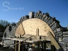 have kindly been invited to participate as a guest writer at the Garden Designers Roundtable to discuss the topic of stone. Dry Stone, Brick And Stone, Stone Work, Stone Walls, Stone Archway, Moon Gate, Building Stone, Stone Masonry, Stone Mosaic