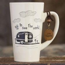 Mugs & Cups from Natural Life | Owl Mugs, Coffee Mugs, Travel Tumblers