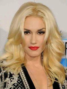 Gwen Stefani #GwenStefani #style #beauty
