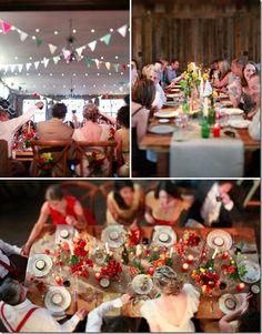 incredible vintage-carnival themed wedding - stunning!