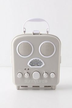 Swansea Beach Radio #anthropologie  perfect shower radio!!
