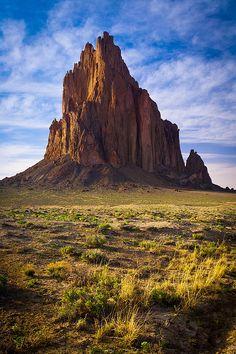 ✯ Shiprock, New Mexico