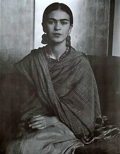 Frida Kahlo, Self Portrait , 1926     Guillermo Kahlo, Frida Kahlo, 1926     Edward Weston, Frida Kahlo , 1930     Imogen Cunningham, Frida...
