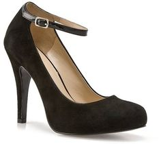 Bandolino Gillian Pump - Black (Low)