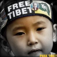 Free Tibet photo by United Nations for a Free Tibet