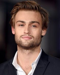 Douglas Booth attends the European Premiere of 'Pride And Prejudice And Zombies' at the Vue West End on February 1, 2016 in London, England. #DouglasBooth #ppzontour #ppzmovie #London #premiere #prideandprejudiceandzombies