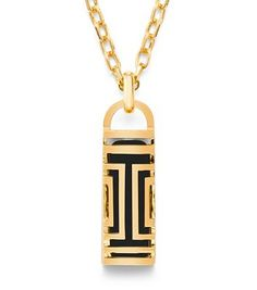 Tory Burch Fit Bit necklace so cool!