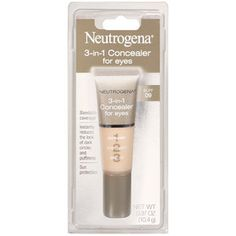 Neutrogena is the best makeup on the market I think