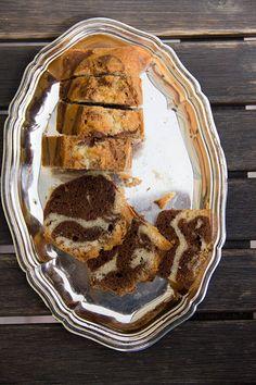 Een marmercake bakken in je airfryer is een fluitje van een cent. Ga voor een kleine of grote vorm naargelang het aantal personen.