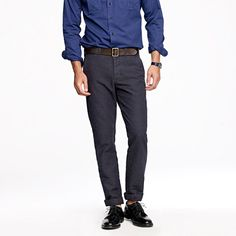 Classy pants...pantalones en estilo!