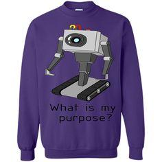 Rick and Morty Robot T-Shirt