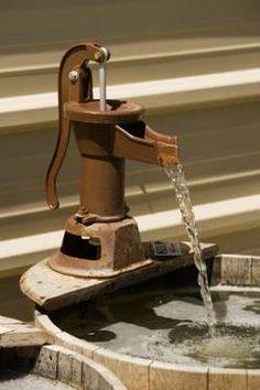 Homemade Outdoor Fountains