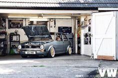 VW Performance - VOLKSWAGEN MK1 - Golf 1 #dubhistory #vdub