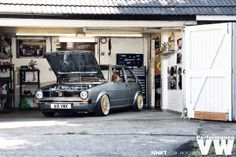 VW Performance - VOLKSWAGEN MK1 - Golf 1 #dubhistory #vdub