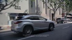 Lexus RX Commercial 2017
