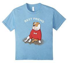 Kids Best Friend dog bulldog friendship T-Shirt starshirt... https://www.amazon.com/dp/B01LLXW5I4/ref=cm_sw_r_pi_dp_x_dBOZxb2RW6PC3