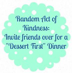 Make Them Wonder: random act of kindness tons of ideas