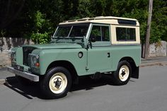 """Land Rover Series 3 88"""" County Station Wagon 1982 Very Original (ROL933Y) - Williams Classics"""