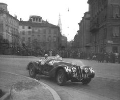 1938 Alfa 8C 2900 Mille Miglia Touring spider alla MilleMiglia