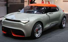 Kia Provo Concept - Coupe-Like Hatch Has 201 HP, Hybrid All-Wheel-Drive