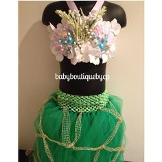 Hey, I found this really awesome Etsy listing at https://www.etsy.com/listing/161365791/little-mermaid-tutu