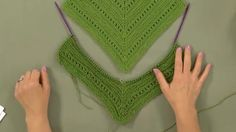 In this video, Creative Knitting editor Kara Gott Warner walks you through a series of openwork and cable knitting techniques, as well as how to make a mitered square washcloth. Go here to download the 4 washcloth patterns (available for a limited time): http://www.creativeknittingmagazine.com/knittingpatterns.php.