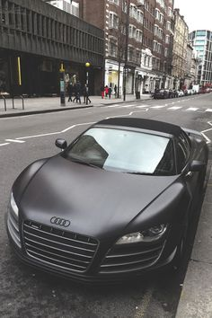mistergoodlife:Audi R-Eight • Mr. Goodlife • Instagram