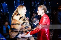 Lauren Santo Domingo and Olympia Scarry attend the Christian Dior Haute Couture Spring Summer 2016 show as part of Paris Fashion Week on January 25, 2016 in Paris, France.