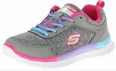 b409d4bd86a back to basics Skechers Kids Skech Appeal Flawless Flyer Sneaker
