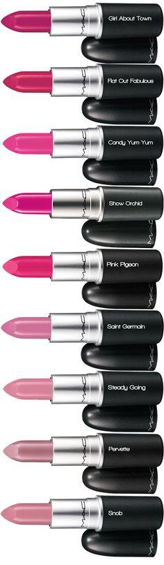 M·A·C Assorted Lipsticks