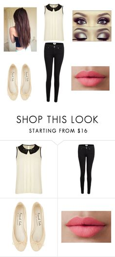 """""""Untitled #241"""" by rachel-lynn786 ❤ liked on Polyvore featuring Darling, Paige Denim and LORAC"""