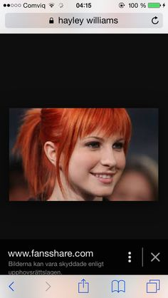 hayley williams is just perf