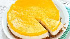Helppo persikka-jogurttikakku | Makeat leivonnaiset | Yhteishyvä
