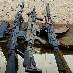Russian AK Series...