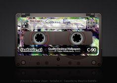 Cassette Cosmic Eye