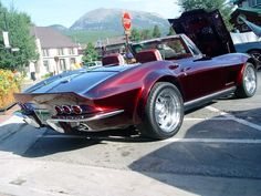 Chevrolet – One Stop Classic Car News & Tips American Auto, American Muscle Cars, Chevrolet Corvette Stingray, Mode Of Transport, Drag Cars, Hot Cars, Motor Car, Custom Cars, Chevy