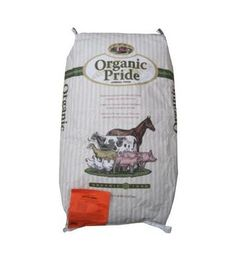 Organic Pride Chicken Layer Crumble Wholesome Nutrition Poultry Animal Food 50lb