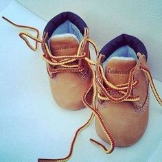 Husband will probably put our son in these baby Timberlands. Baby Timberlands, Baby Outfits, Toddler Outfits, Baby Boy Fashion, Kids Fashion, Fashion Shoes, Babies Fashion, Toddler Fashion, Fashion Clothes