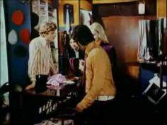 Swinging London of sixties. The commentary is a wonderful example of establishment speak. Mary Quant, Sixties Fashion, Pop Fashion, Mini Van, Swinging London, Teddy Boys, Time Warp, High School Girls, Old London