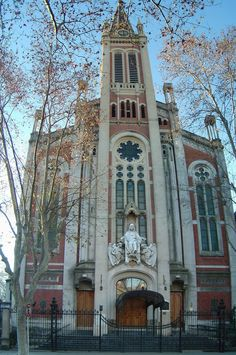 Ecléctica Buenos Aires: San Carlos: la flor de Almagro.