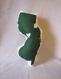 Woll Felt New Jersey: super cute pillows of each state in the US