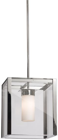 Artcraft Lighting SC650CH Crawford Pendant Cage Light, Plated Chrome - Ceiling Pendant Fixtures - Amazon.com