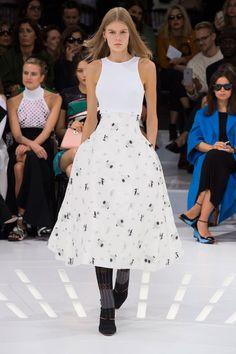 Christian Dior at Paris Fashion Week Spring 2015 - Runway Photos