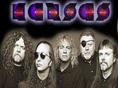 Kansas - I have seen them three times (small to large venue). Always loved that fiddle