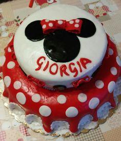 Ed ecco la mia seconda torta in pdz!!!