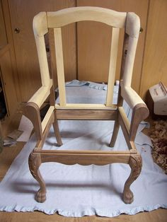 wingback chair plans - Google Search