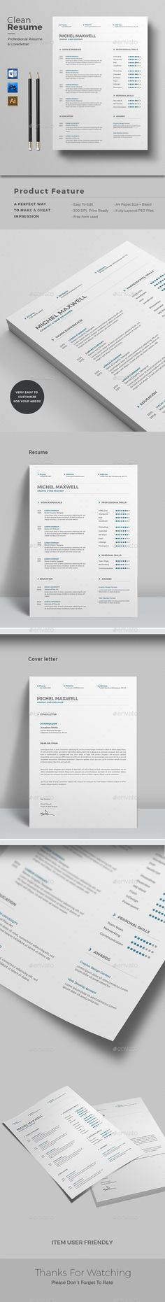 Resume Word Resume words, Cv template and Modern resume - how to make resume on word